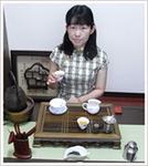 中国茶講師 西平光子