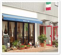 イタリアン+ドッグカフェ 「ジョリーカフェ+Wan」